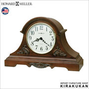 Imported Watches Howardmiller Howard Made In Usa By Miller Clock Sheldon 635-127