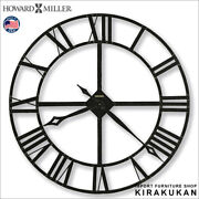 Imported Watches Howardmiller Howard Made In Usa By Miller Wall Clock Lacy