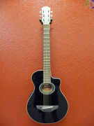 Yamaha Apxt2 3/4 Size Acoustic Electric Guitar, Black, Free Shipping Lower Usa