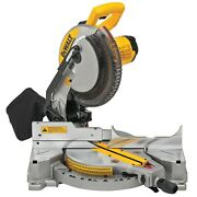 Lightly Used Dewalt Dws713 10 Inch Compound Miter Saw - Indianapolis, In