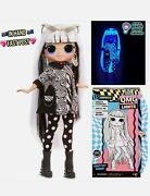 Lol Surprise Lights Groovy Babe Omg Doll With 15 Surprises Brand New