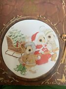 New Mouse Tales Friendship Delivers Holiday Wishes 1998 Enesco 360406 New Sealed