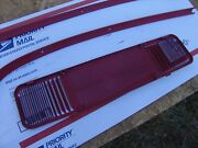 65 66 Ford Oem Mustang Dash To Windshield Trim Defroster Vent Lot