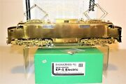 Incredibly Detailed Overland Models O Scale Omi-0400 Ep-5 New Haven Electrics