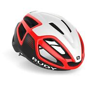 Rudy Project Spectrum Red Black Casque Cyclisme
