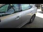 Driver Rear Side Door Without Rear Window Sunshade Fits 17-18 Cadenza 1114434-1