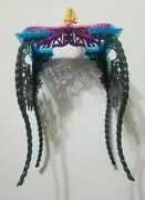 Monster High Doll 13 Wishes Desert Oasis Cleo De Nile Cabana Canopy W/ Top Piece