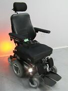 Permobil M300 Wheelchairpower Tiltrecline Legs And Lift.lights