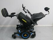 Permobil M3 Wheelchairpower Tiltrecline And Legs.new Batteries