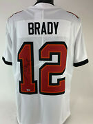 Tom Brady Signed Tampa Bay Buccaneers Autograph Nike Limited Jersey Fanatics 2