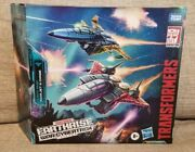 Transformers Wfc Earthrise Ramjet Dirge Coneheads Seekers Misb War Cybertron New