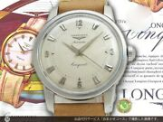 Longines Conquest 1st Model 9000-2 Cal.19as Automatic Vintage Watch 1950's