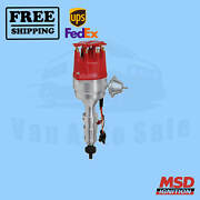 Distributor Msd For Ford F-150 1975-1976