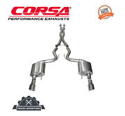 Corsa Performance 14328 Xtreme Cat-back Exhaust System Fits 15-17 Mustang
