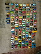 Lot Die Cast Cars- Matchbox, Hot Wheels Lot 150+ Unsearched Instant Collection