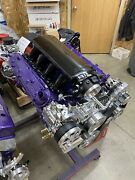 Chevy 383 5.3ls 450-600hp Complete Crate Engine Pro-built All Forged Boost Ready