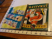 Vintage Book The Night Before Christmas Little Golden Book L