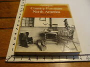 Antique Country Furniture Of North America By John G. Shea 1975, Hardcover