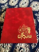 Elfquest Book 1 Hard Cover Signed Limited Edition 2048/3000 - Donner