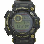 Casio G-shock Frogman 35th Anniversary Gwf-d1035b Menand039s Watch W/box Excellent