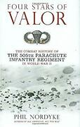 Four Stars Of Valor The Combat History Of The 505th Parachute I
