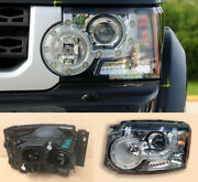 For Land Rover Discovery Lr4 10-13 Oem Xenon Car Front Left Head Light W Afs