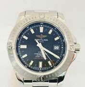 Breitling Colt A1738 Used Watch Japan Limited Self-winding Excellent Condition