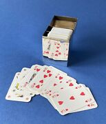 Novelty Miniature Solid Silver Playing Card Box - 1902 - Grey And Co