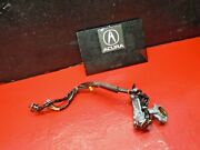 94-97 Acura Integra Ignition Switch Cylinder And Key Harness Manual 5 Speed Mt Oem