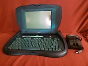 Apple Newton Emate 300 Laptop Computer With Charger Stylus Great Condition Works