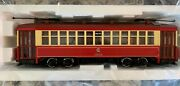 Lgb 24380 Chicago Streetcar New Mint Condition