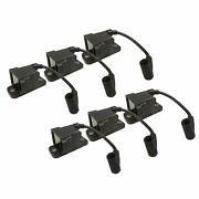 Pack Of 6 Ignition Cdm Modules For Mercury Mercruiser 827509a3 827509a1 Motor