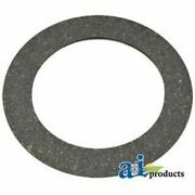 2 Pto Clutch Friction Discs 6.50 Od X 4.50 Id X .128 Thick For Rotary Cutter