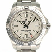 Breitling A17313 A17313101g1a1 Colt 41 Automatic Stainless Steel Menand039s Watch