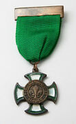 Scouts Of Belize - Scout Leader Distinguished Service Cross Bronze