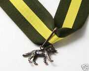 Scouts Of Belize - Scout Leader Commissioner Bronze Wolf Highest Rank Top Medal