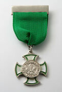Scouts Of Belize - Scout Leader Distinguished Service Cross Silver