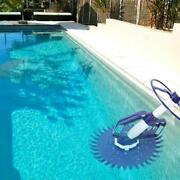 Inground Above Ground Swimming Pool Automatic Cleaner Pool Vacuum With Hose Sets