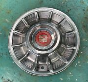 1957 Cadillac Reproduction Hubcap Unmolested With Center Emblem...