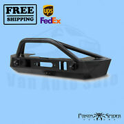 Bumpers Poison Spyder Front Fit Jeep Wrangler 2007-18