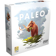 New Paleo Board Game Z-man English Factory Sealed