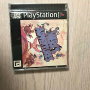 Herc's Adventures Sony Playstation 1, 1997 Ps1 Manual Cover Only