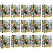 15box Pokemon Cards Sword And Shield Eevee Heroes Booster Box Korean Ver. Sealed