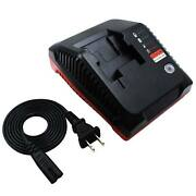 Pcxmvc Charger For Porter Cable 18v Li-ion And Nicad Nimh Battery Pc18b Pc18blx