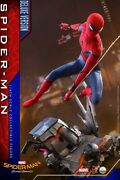 Hot Toys 1/4 Spider-man Homecoming Peter Parker Qs015 Movable Doll Toy