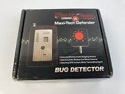 Sleuth Gear Defender Maxi-tech Defender 10 Ghz Personal Bug Gps Detector