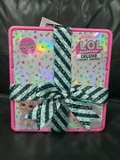 Lol Surprise Deluxe Present Pink Limited Edition Gift Box Set Sprinkles Presents