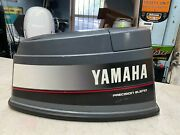 Used Yamaha 2-stroke 70 Hp Precision Blend Top Cowling - Stk 9248