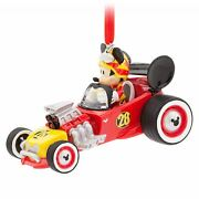 Mickey And The Roadster Racers - Disney Sketchbook Ornament - 2017