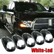 New Smoked Rooftop Cab White Led Running Light Drl For Dodge Ram 1500 2500 3500